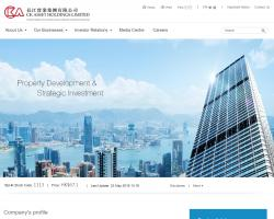 和記黃埔地產 CHEUNG KONG PROPERTY HOLDINGS LIMITED