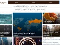 美國摩根大通銀行香港分行 JPMorgan Chase Hong Kong截图