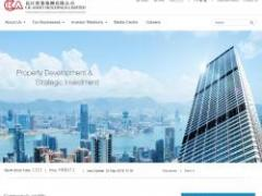 和記黃埔地產 CHEUNG KONG PROPERTY HOLDINGS LIMITED截图