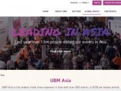亞洲博聞有限公司 Asia Pacific Leather Fair (UBM Asia)截图